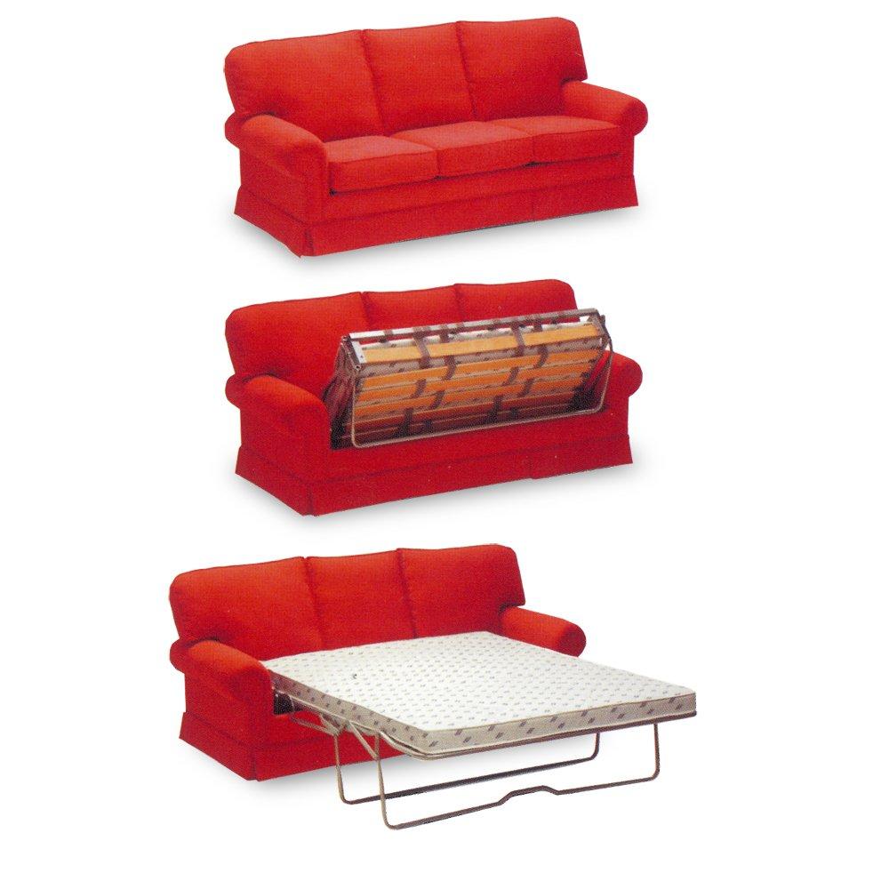 Sofa Bedmechanism Twofold