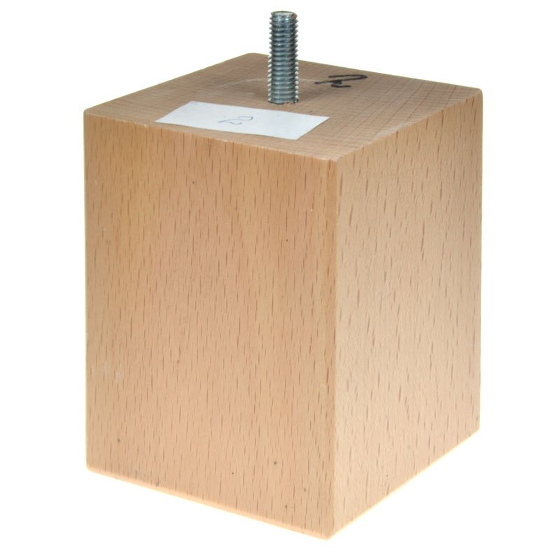 Wooden Furniture Feet 02 Fabriek van Palty producten bv