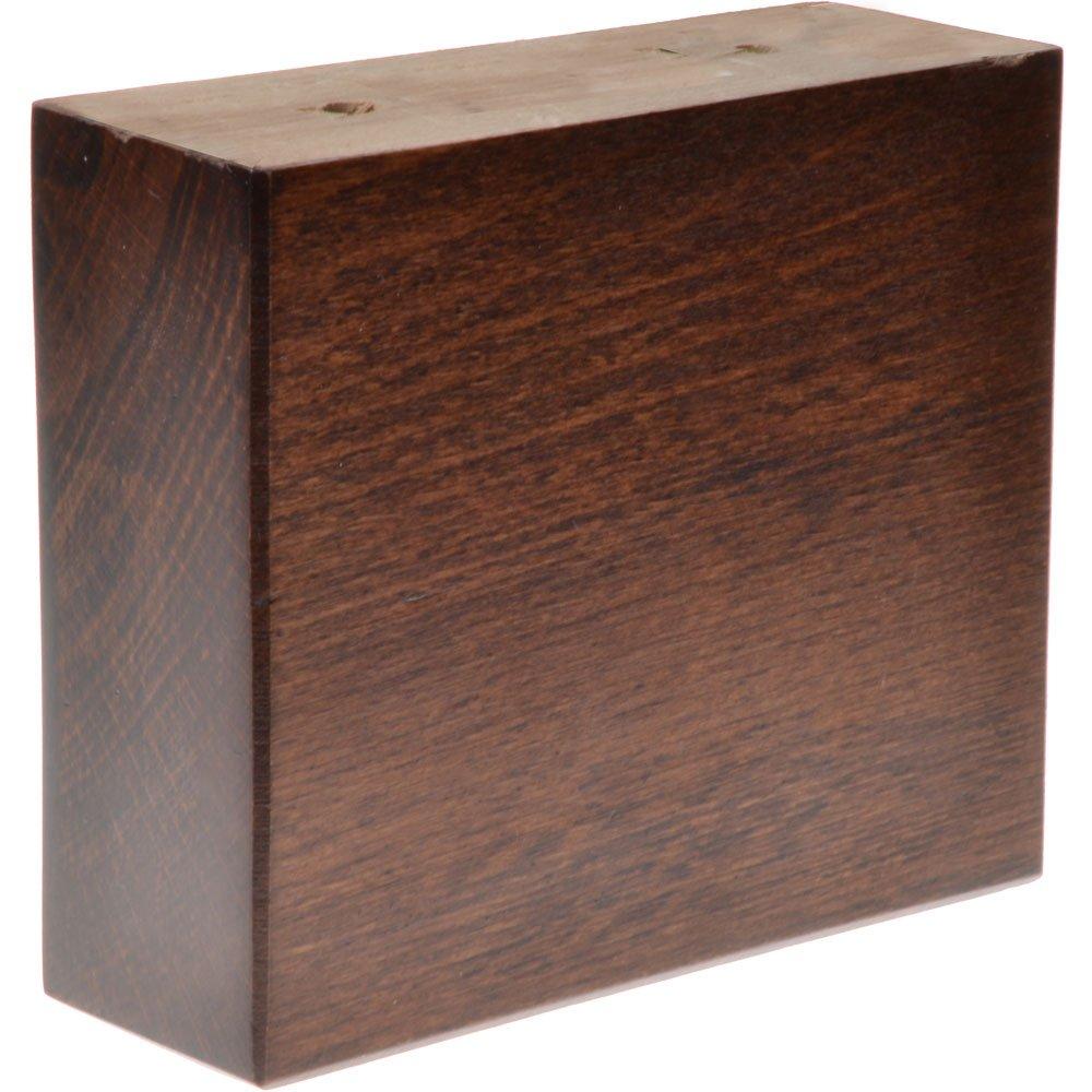 Möbelfüß Holz 21
