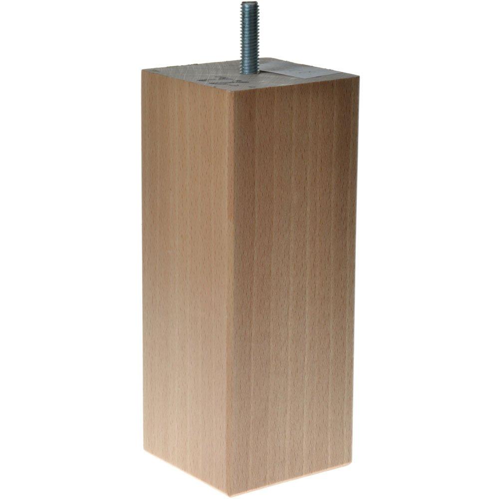 Möbelfüß Holz 22