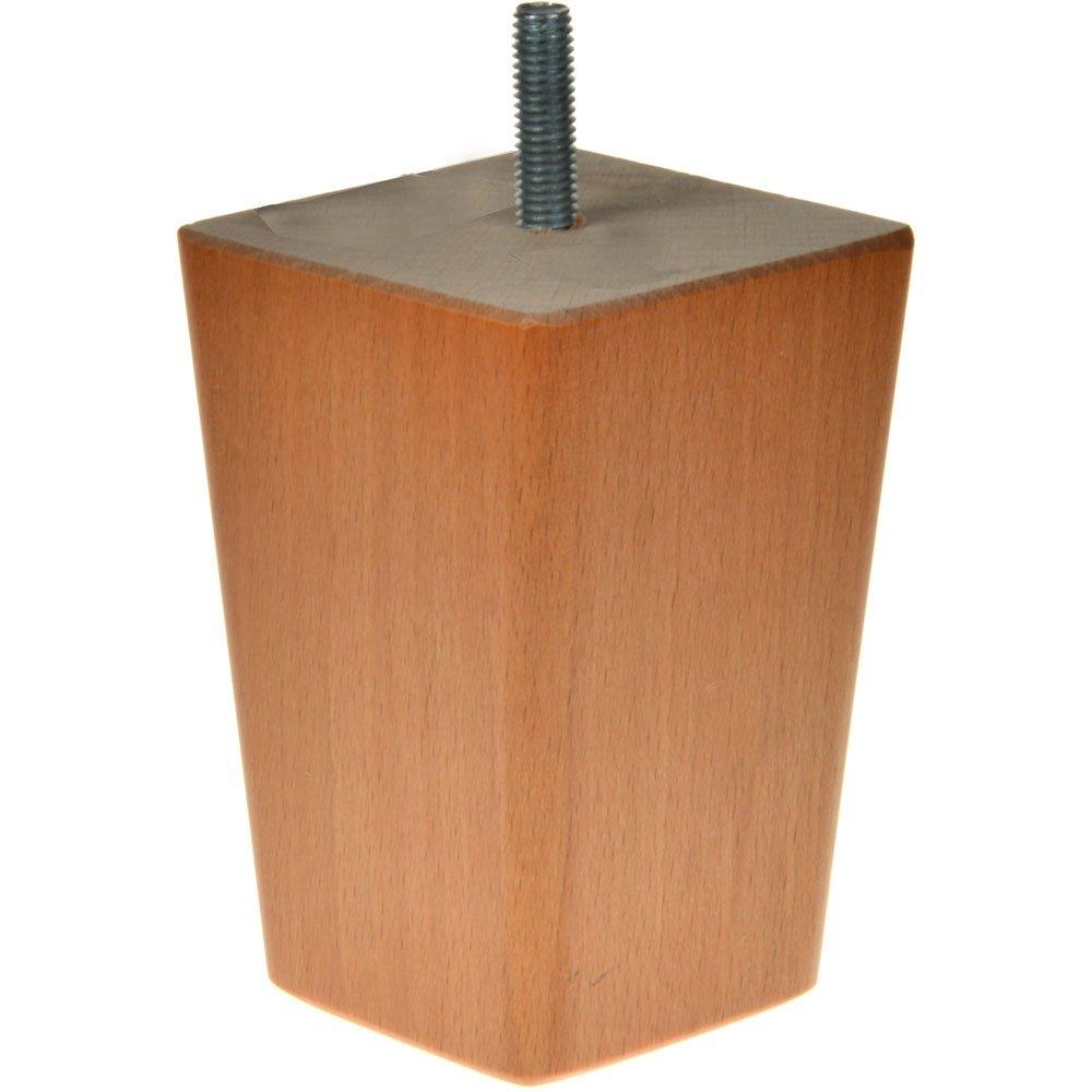 Möbelfüß Holz 41