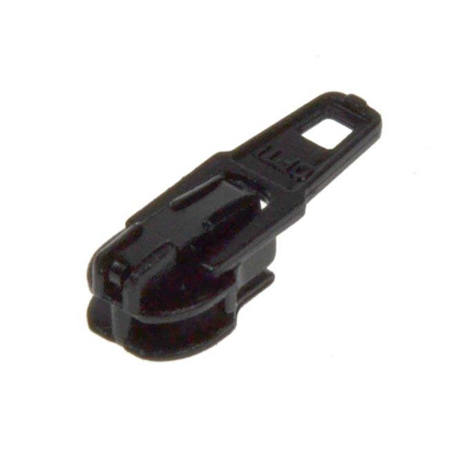 Zipper 6S Black 9700